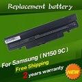 Aa-aa-pb3vc6w pb2vc6w jigu 7800 mah bateria do portátil para samsung n220 n150 preto 9 células