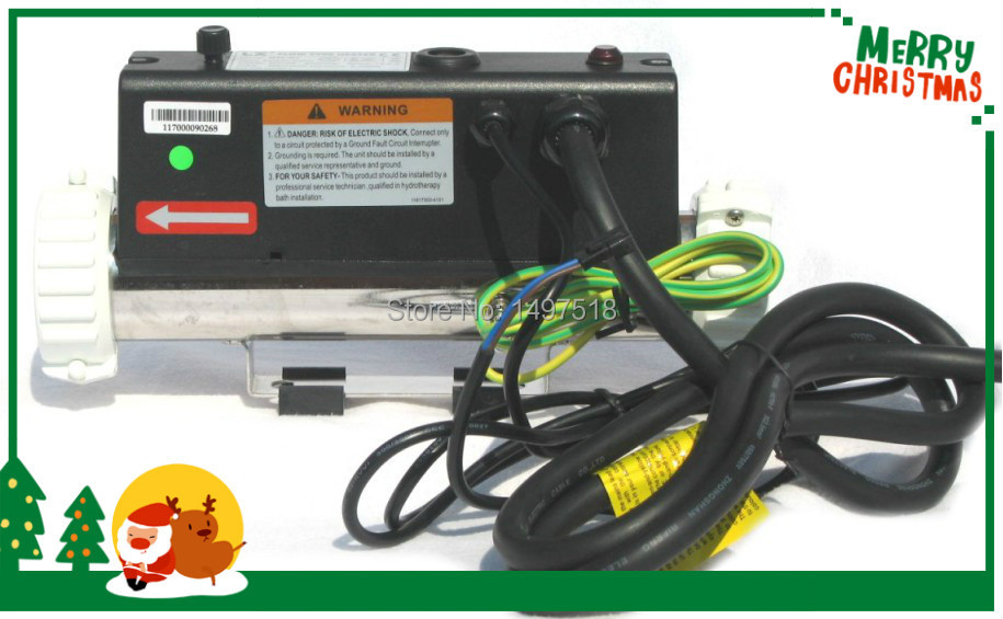 3KW Straight LX Chinese Heater With Pressure Switch H30-R1,LX Whirlpool SPA Pool Heater H30-R1 3KW Hot Bath Tub Heater