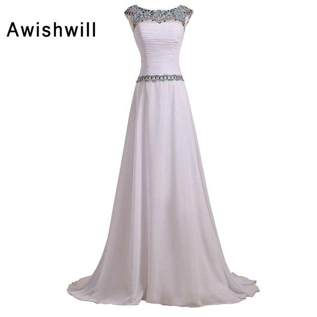 577794633fd Индивидуальные белые длинные вечерние платья 2019 с рукавами-крылышками