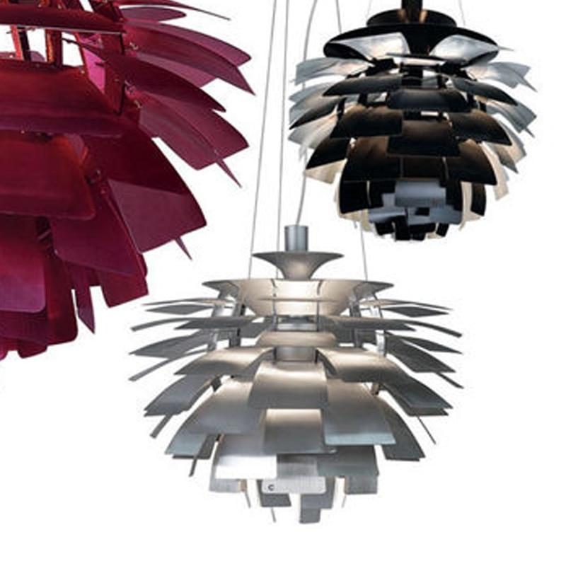 DHL Delivery  Modern Pendant Light Creative Hanglamp For Dining Room Home Lighting Fixtures Avize Width 50-100CM