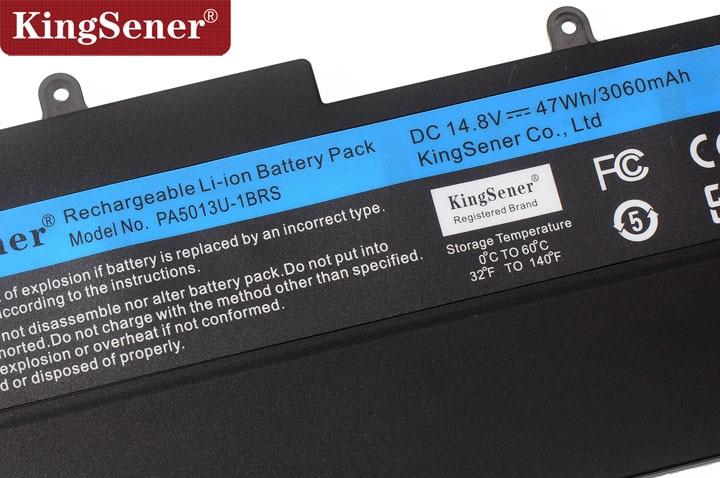 Japonais Cellulaire PA5013U-1BRS PA5013U Batterie pour Toshiba Portege Z835 Z830 Z930 Z935 Ultrabook PA5013 14.8 v 3060 mah Avec Livraison outil - 5