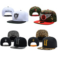 Бесплатная доставка хлопок UNKUT gorras snapback шапки рейдеров camo кости aba ртп бейсболка gorras хип-хоп шляпа 001c