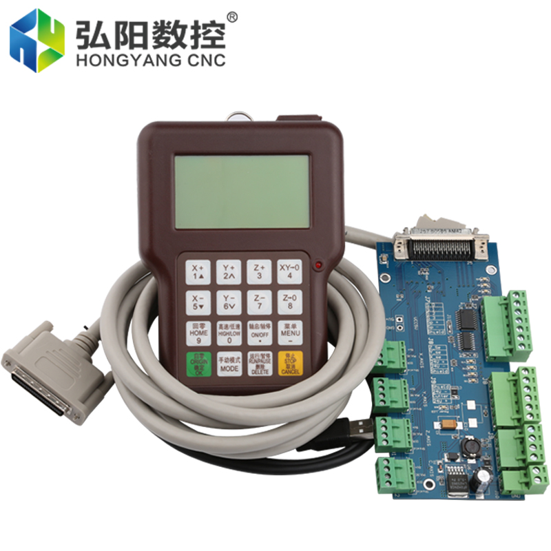 RichAuto 0501 DSP Controller For Plasma Machine Control Dsp& Board&data Line&USB Lind&CD