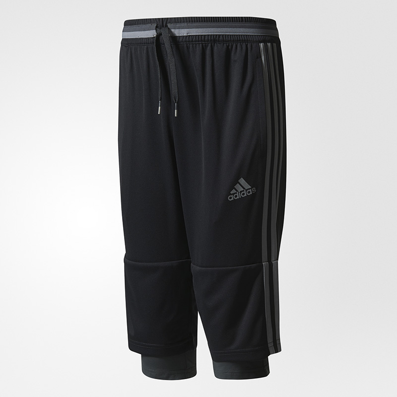 Pants 3/4 Adidas AN9847 sports and entertainment for boys sport clothes душевой шланг grohe silverflex 1 75 м 28388000