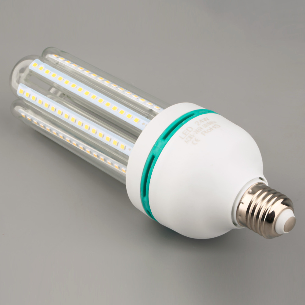 100% Brand new and high quality! New Efficient LED Light Energy Saving A Spotlight 24W Bayonet Lamps Bulbs energy efficient 7w e27 3014smd 72led corn bulbs led lamps
