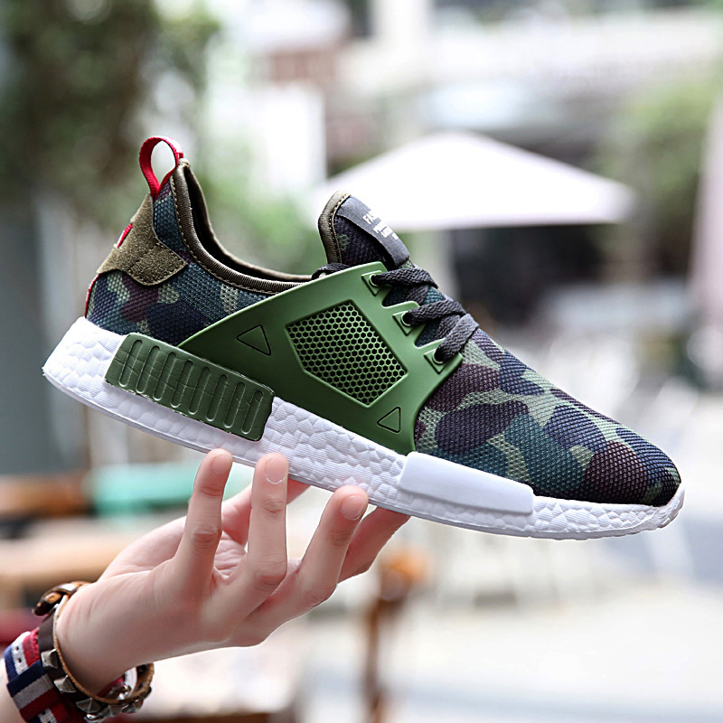 Men non-leather Casual Shoes Spring Autumn summer mens Footwear Men Lace-Up Camouflage shoe Zapatillas Hombre chaussures homme autumn leather mens outdoor men canvas shoes mens casual shoes lace up mens men trainers zapatillas zapatos hombre