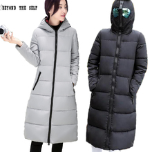 Plus Size Winter Jacket Women Manteau Hiver Femme Fur Ball Anti-wolf Glasses Hooded Duck Down Long Army Green Red Jacket