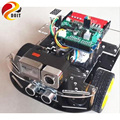 Оригинал DOIT RC Автомобиль для Arduino с HD Камера + Wi-Fi + Uno доска + Uno Щит + Шасси Автомобиля + аксессуар DIY Development Kit