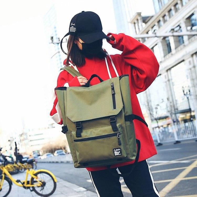 2018 new pack Women Casual Backpacks Ladies High Capacity Back To School Bag Teenage Girls Travel Students Mochila Bolsa