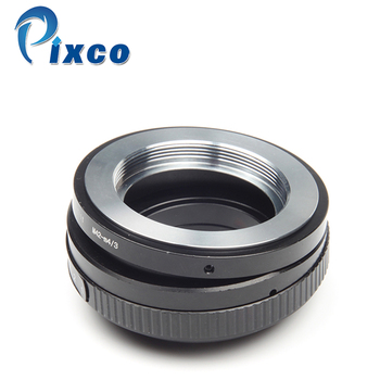 ADPLO 010584,Tilt Lens Adapte Suit For M42-For Micro Four Thirds 4/3 Camera, Lens adapter for M42 to M4/3