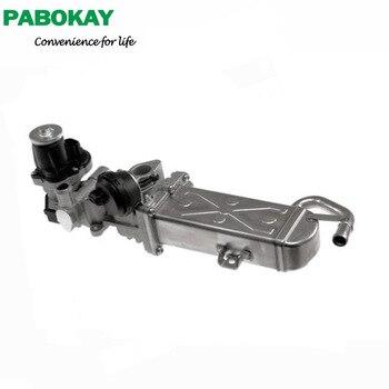 עבור פולקסווגן Caddy Mk3 1.6 TDI EGR קריר וegr Valve 03L131512BB 03L131512CF 03L131512CH 03L131512DQ 03L131512N