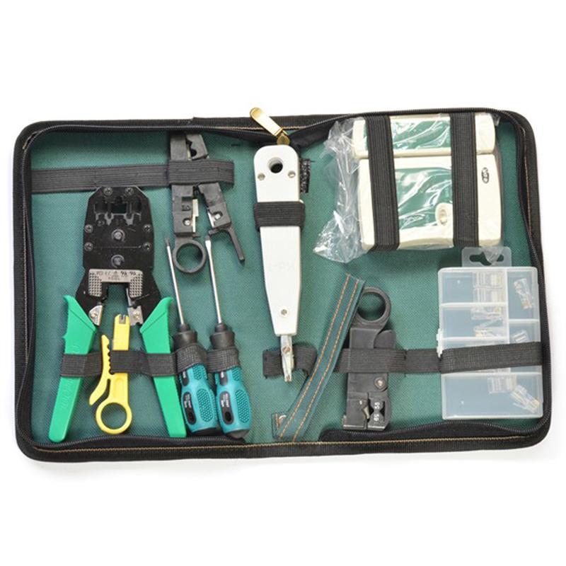 WINOMO 11 in 1 Professional Network Computer Maintenance Repair Tools Kit