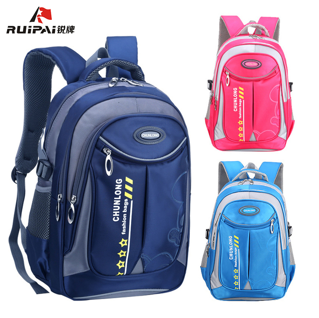 Hot New Children School Bags For Teenagers Boys Girls Big Capacity School  Backpack Waterproof Satchel Kids Book Bag Mochila a91c939aa51f1