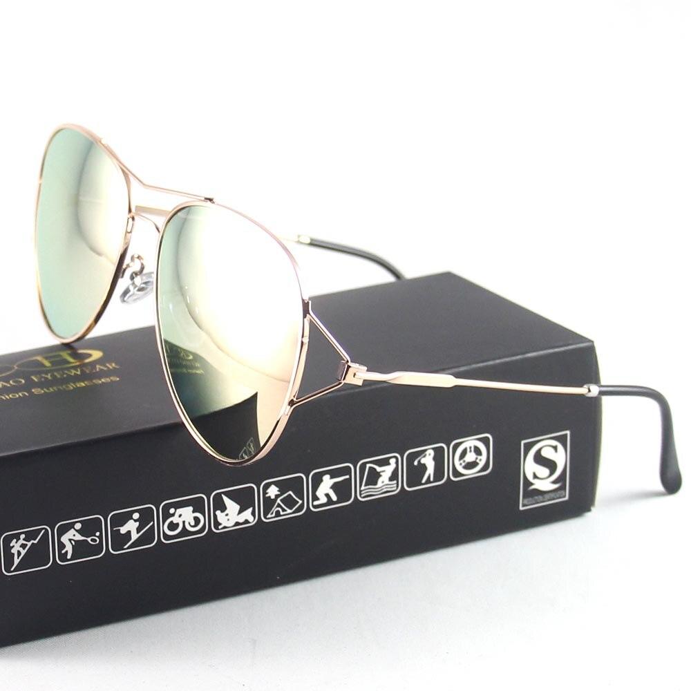 RUI HAO EYEWEAR Fashion Sunglasses Women Polarized Sunglasses Super Light Frame Aviator Glasses Driving Goggles oculos de sol