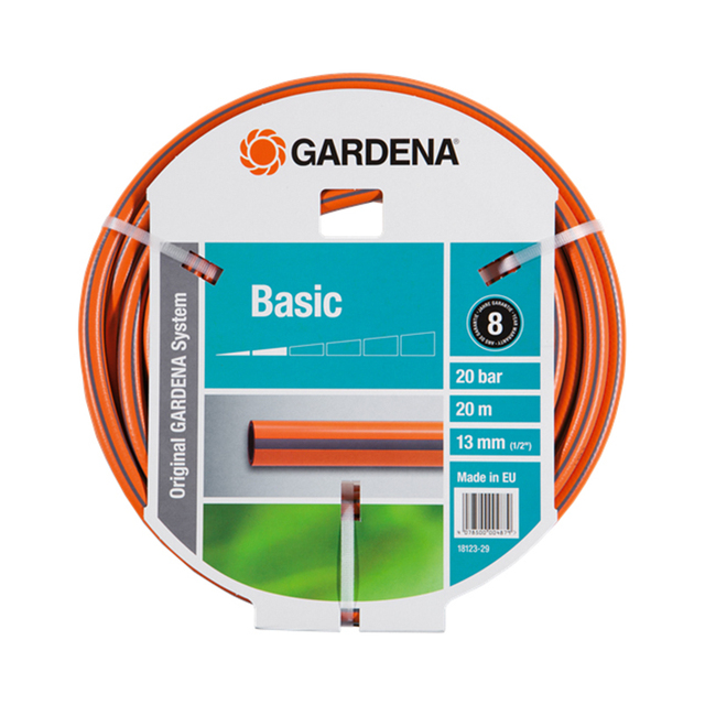 Шланг Gardena Basic (18123-29)
