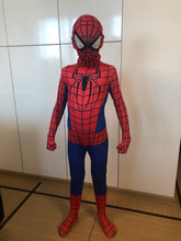 Kids Boys Spiderman Costume Hallwoeen Party Miles Morales Cosplay 3D Movie Spider Man Mask Suit
