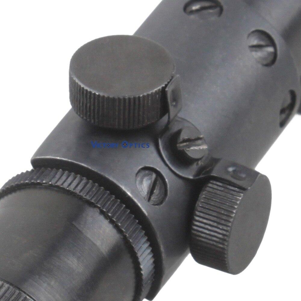 Springfield M1903 4x18 Steel Riflescope Optical Rifle Scope