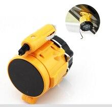 12 В 7LED Мини Магнитный Центре внимания Автомобилей Аварийное освещение LED Обслуживания Авто Лампы Для Автомобилей Аксессуары для