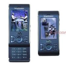 Original sony ericsson w595 desbloqueado telefone móvel 3.15mp bluetooth telefone móvel