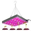 VBS 45W Светодиодная лампа для растений  для выращивания растений  с УФ и ИК-подсветкой для растений  для теплицы  растительных цветов  рассады