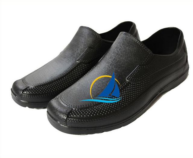 Uomo scarpe da lavoro da cucina workboot olio impermeabile e