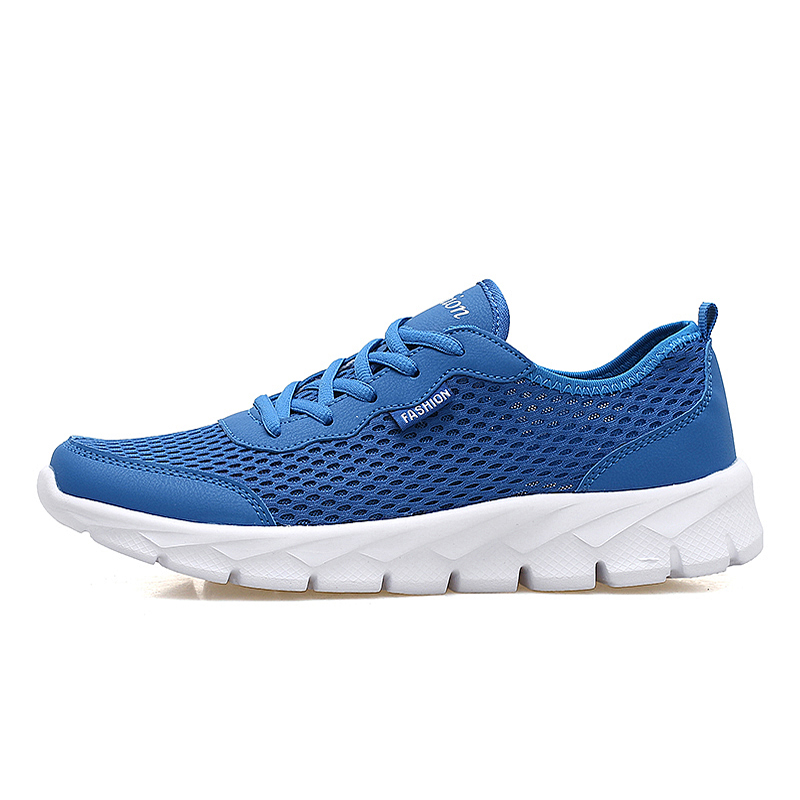 Plus Size 48 Running Shoes Newest Unisex Couple Shoes Breathable Light Sport Sneakers For Men Women Non-Slip Cheap Flat Footwear