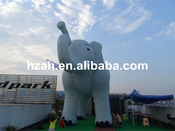 Giant Inflatable Elephant for outdoor advertising inflatable cartoon customized advertising giant christmas inflatable santa claus for christmas outdoor decoration