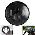 """36 Вт 7 """"Мотоциклов СВЕТОДИОДНЫЕ Фары Привет-Ло Луч Проектора Daymaker Свет Мотокросс Передняя Головная Лампа 6000 К для Harley Davidson Touring"""