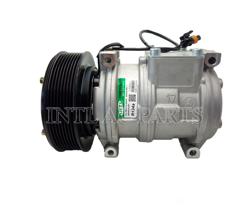 Air Compressors Home Workshop Products John Deere Us >> Us 90 0 10pa17c Auto Car A C Compressor For John Deere Loaders At172975 At226273 At168543 447180 5480 447200 3669 447220 7270 In Air Conditioning