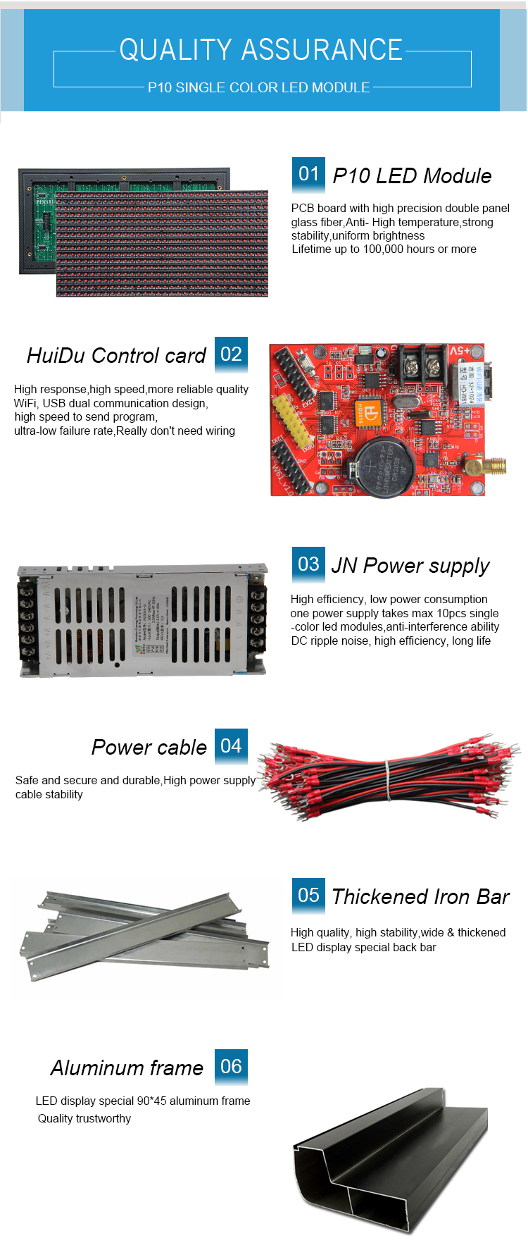 China led module Suppliers