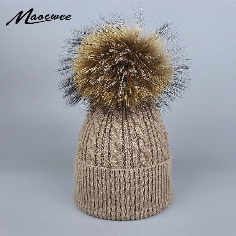 fe782f6fb Cute Fashion Women & Kids Girl Boy Autumn Winter Warmer Crochet Hat ...