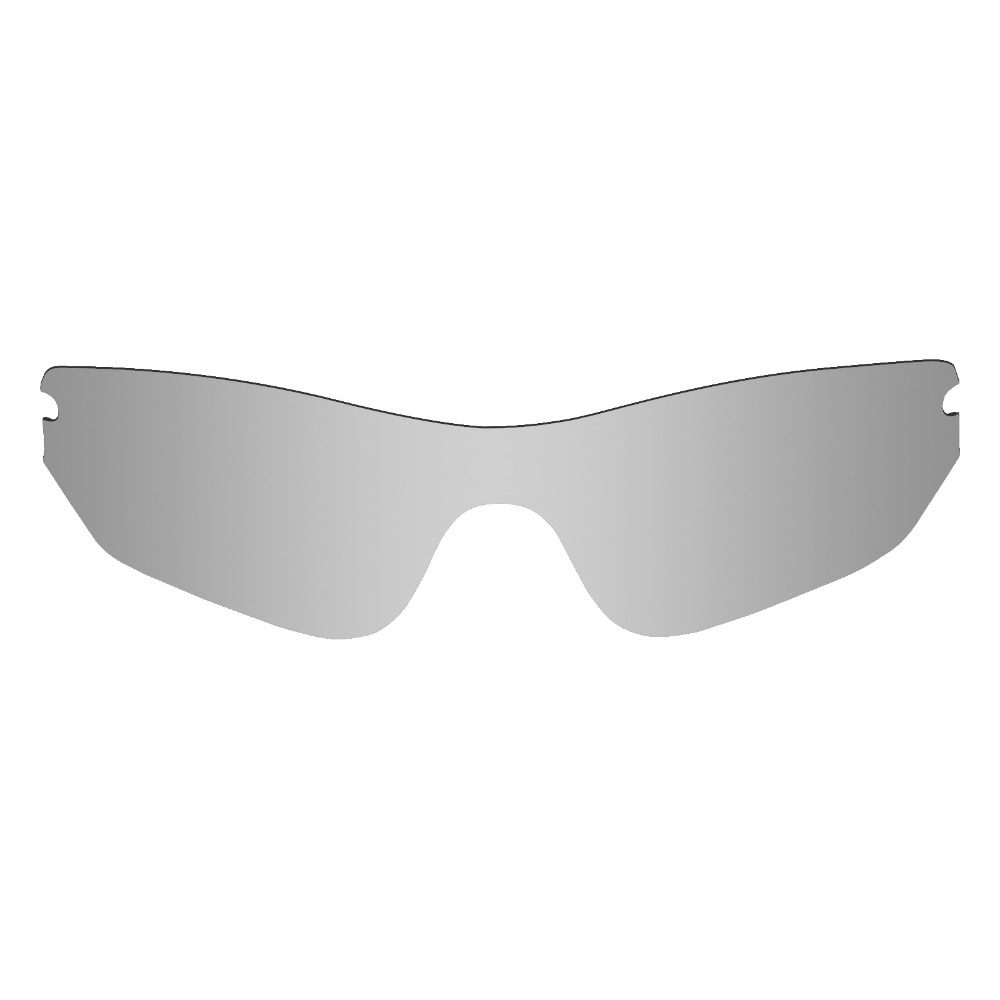 47af540043 2 Pieces Mryok POLARIZED Replacement Lenses for Oakley Radar Edge  Sunglasses Lens Stealth Black   Silver Titanium-in Accessories from Apparel  Accessories on ...