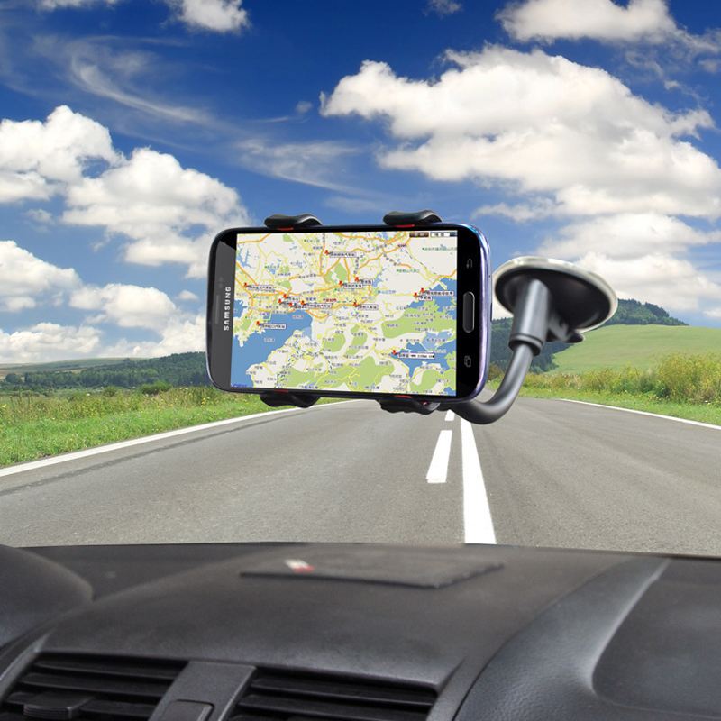 HZ11 For Huawei P8 Lite/Lenovo K3 Note Universal <font><b>Suction</b></font> <font><b>Cup</b></font> <font><b>Car</b></font> Windshield <font><b>Mount</b></font> Phone <font><b>Holder</b></font>,Stand Glass Sticky GPS <font><b>Bracket</b></font>