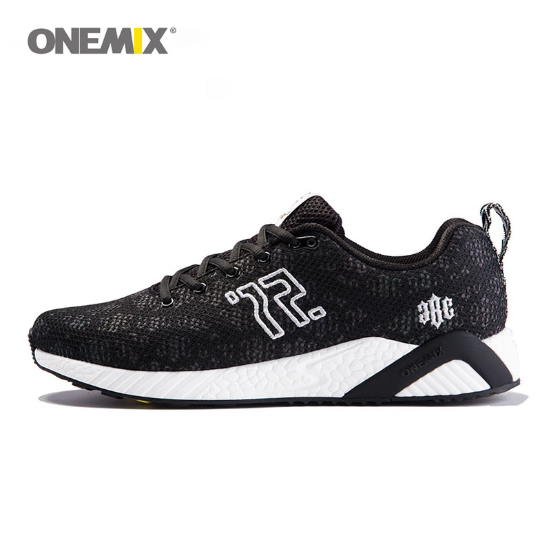 onemix men's running shoes colorful reflective vamp cool light breathable sport shoes for men sneakers for outdoor walking shoes 2017 onemix men running shoes breathable outdoor walking sport sneakers light shoes for adult athletic sneakers 1203