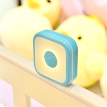 Led Night Light pocket magnet Mini rechargeable Emergency Lamp removable blub Cabinet bedside Toilet light