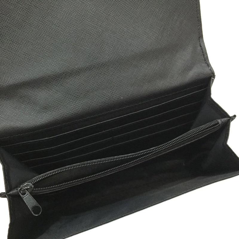 Juego clásico Super Mario Messenger Bag PU de cuero monedero largo - Bolsos - foto 3