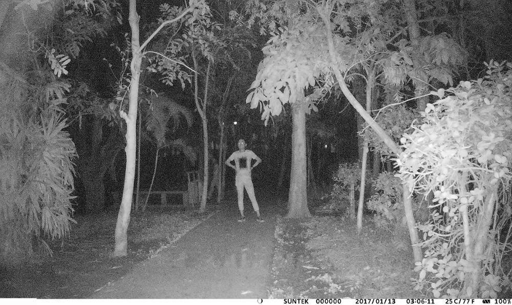 Hc700g 16mp 940nm visão noturna caça câmera