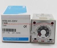 H5B-M1-220VAC H5B-M1 220VAC Timer Zeit Relais Sensor