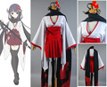 Anime Inu x Boku SS Shirakiin Ririchiyo Atavistic Uniform Cosplay Halloween Party Costume Dress For Women
