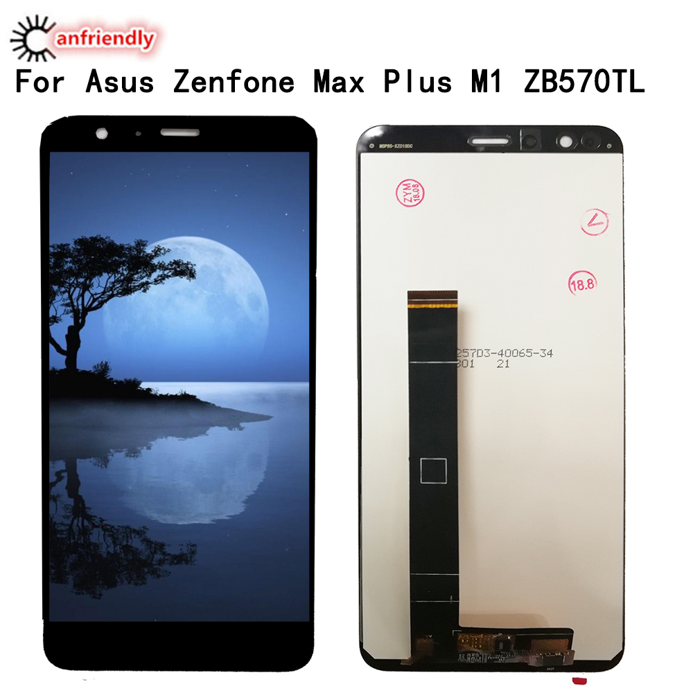 LCD For 5.7 Asus Zenfone Max Plus M1 ZB570TL X018DC LCD screen display+ Touch panel screen front glass Digitizer with tools LCD For 5.7 Asus Zenfone Max Plus M1 ZB570TL X018DC LCD screen display+ Touch panel screen front glass Digitizer with tools
