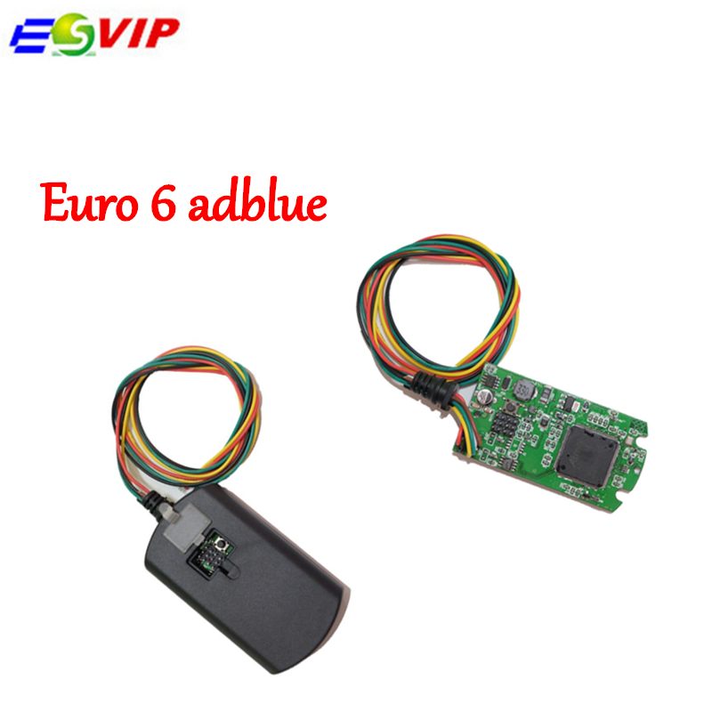 New arrival EURO 6 Adblue emulator Trucks Euro6 Trucks Diagnostic Tool Adblue emulator Remove Tool With Programing Adapter