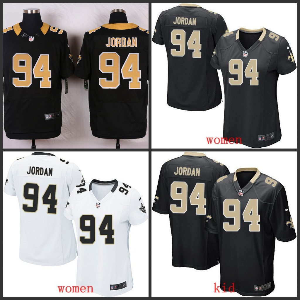 ce94823ec ... 2016 Men WOMEN YOUTH KIDS New Orleans Saints AAA Quality free shipping  94 Cameron Jordan