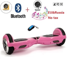 6.5″ Adult Electric Scooter hoverboard skateboard overboard smart balance Skateboard balance board giroskuter or oxboard