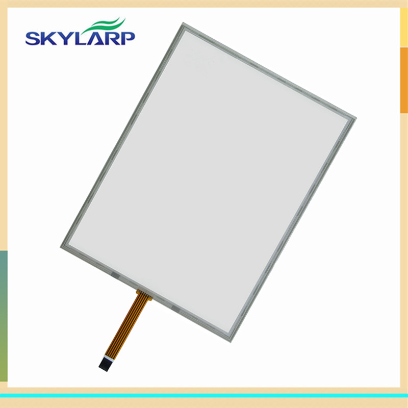 5 wire Touch screen 266mm*203mm 266*203mm for Honeywell LXE VX9 Forj rugged wireless vehicle-mount computers digitizer panel