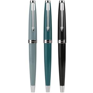 Image 5 - Moonman 80S/Mini Short Half cut Tip Fountain Pen, Pocket Hand Account Ink Pen Iridium Fine Nib for Student Adult with Gift Box