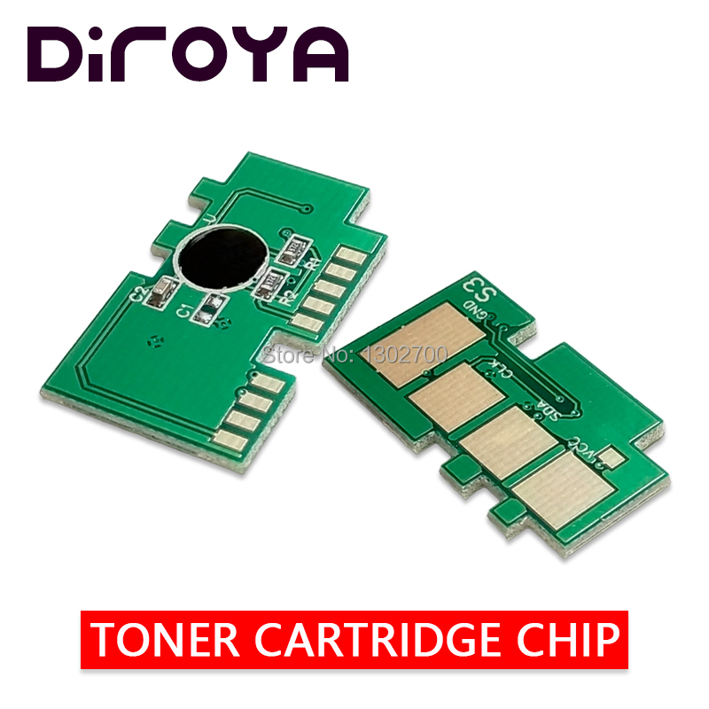 retset mlt d203e 203e d203e toner cartridge chip for samsung ProXpress M3820ND 3820D M4020 M3870FD M3870FW