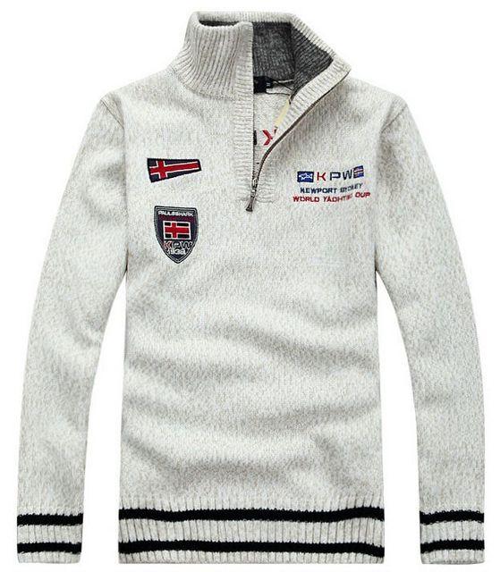 Camisola dos homens de Espessura de Veludo Quente Suéteres de Cashmere Homens Inverno gola Roupas Masculinas Casuais Frete Grátis