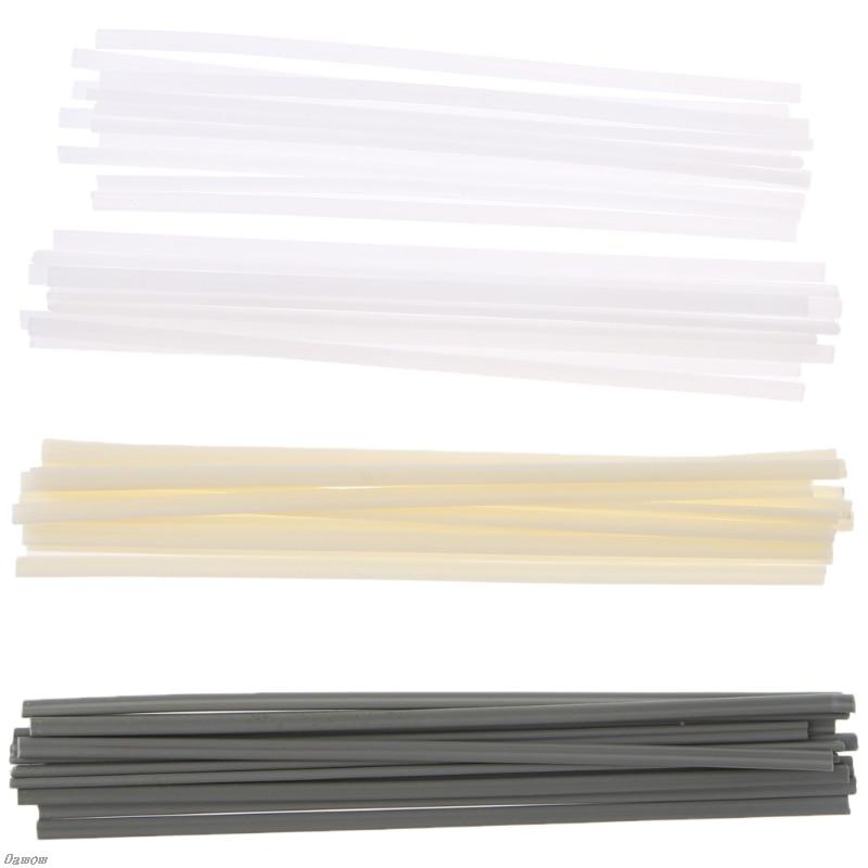 50pcs New Plastic Welding Rods PP Welding Sticks For Plastic Welder High Quality
