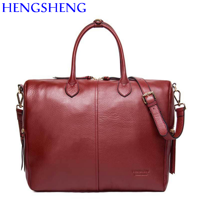 Hengsheng quality cow leather women messenger bag women shoulder bag with 100% genuine leather ladies handbag crossbody bag threepeas patchwork shoulder bag cow leather handbag women genuine leather messenger bag crossbody