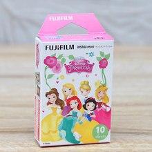 Original Desiney Princess Fujifilm Instax Mini Film For Mini 8 7s 7 50s 50i 90 25 dw Share SP-1 Polaroid Instant Photo Camera